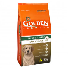 Golden Cães Adultos Frango & Arroz