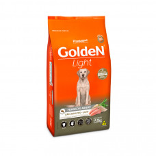 Golden Cães Adultos Light Frango e Arroz