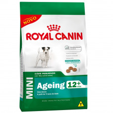 Royal Canin Cães Adultos 12+ Mini Ageing