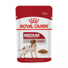 Royal Canin Cães Adultos Sachê Medium Adult