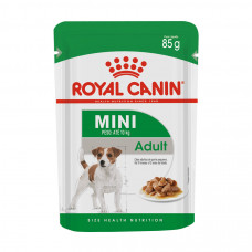 Royal Canin Cães Adultos Sachê Mini Adult
