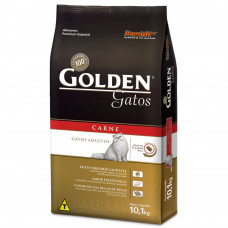 Golden - Gatos Adultos - Carne
