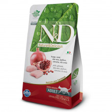 N&D Grain Free Gatos Adultos Sabor Frango
