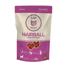 Cat Menu Hairball