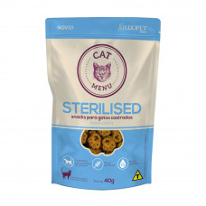 Cat Menu Sterilised