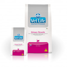 Vet Life Natural Gatos Urinary Struvite